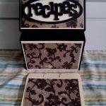 Recipe Box - Bl..